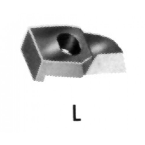 Replacement Adjustable Carbide Chip Breaker 2-L*