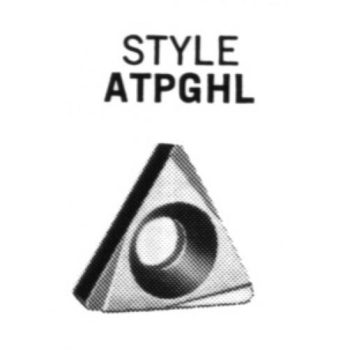 Carbide Inserts for Mini Swivel-Cartridge Tool Holder ATPGHL-541-A6*