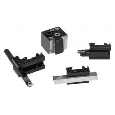 MA-SET Aloris Tools Miniature Tool Post and Tool Holders 5 Piece Set