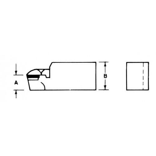 Aloris Tool DA-115L Profiling Tool Holder