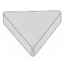 Carbide Triangular Insert TNG-322-A2