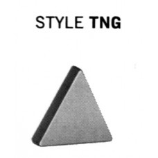 Carbide Triangular Insert TNG-432-A6